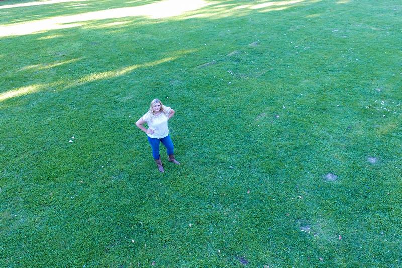 Senior Portrait- Clackamette Park, Oregon City.