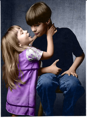 Colorized Photo