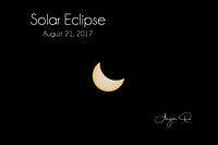 Eclipse 2017 with Title